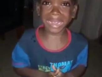 Lagos State Governor wants to meet the 'mummy calm down' boy