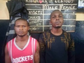 Two Nigerians arrested for kidnap and human trafficking in Ghana