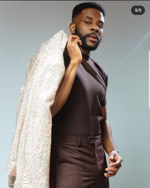 Check out Ebuka's outfit for last night's eviction show