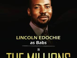 Linc Edochie, Yul Edochie's brother returns to the screen