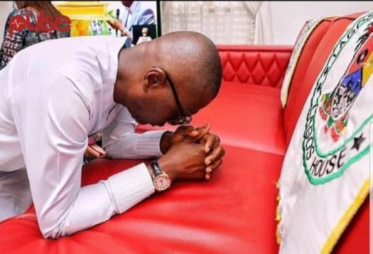 COVID-19 has shown us that we need prayers - Gov. Sanwo-Olu