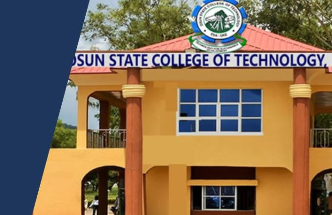 OSCOTECH HND daily part-time admission