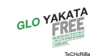glo yakata data plan