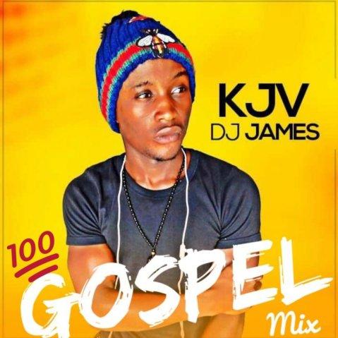 [Gospel Mixtape] KJV DJ James – 100% Worship Mix - 56.11 Mb