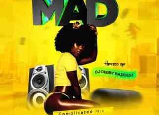 DJ Debby Baddest Foreign and Naija Songs Dj Mix