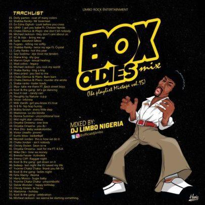 Nigeria & America Old School Music Dj Mixtape
