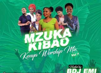 Inspirational Kenyan Gospel & Worship Song Dj Mixtape