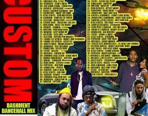 Non Stop - Free Custom Bashment Dancehall Mix 2019