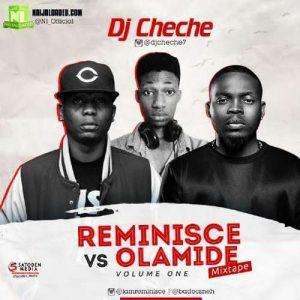 Best of Olamide Vs Reminisce Dj Mixtape