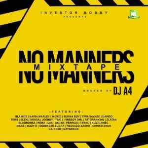 DJ A4 - Hot Naija
