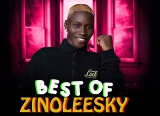 DJ Razor - Best Of Zinoleesky Mixtape