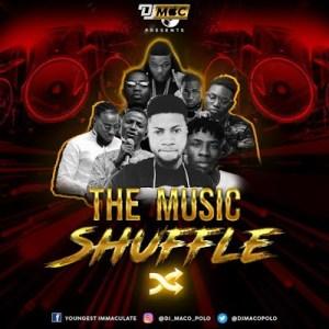 [Latest December 2019 Mixtape] – The Music Shuffle Mix