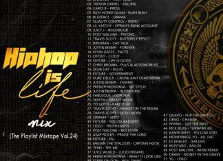DJ Limbo – HipHop is life Mix (Foreign Hip Hop Mixtape vol.24)