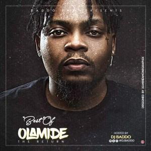 DJ Baddo – Best Of Olamide Mixtape 2020 (Return Mix)