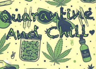 DJ Enimoney - Quarantine and Chill Mix