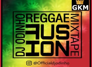 Dj Odinho - Reggae Afro Fussion Mix (Luckydube, bobmarley, Pryme,Sia, Postmalone, Omi, Busy signal