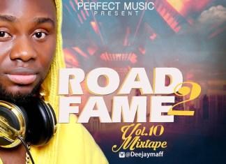 Dj Maff - Road2Fame Mixtape Vol 10 (July 2020 Mix)
