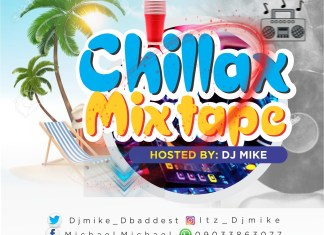 DJ Mike - Chillax Mixtape 2020