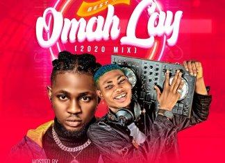 DJ OP Dot - Best Of Omah Lay Mixtape (All Omah Lay Mp3 Songs)