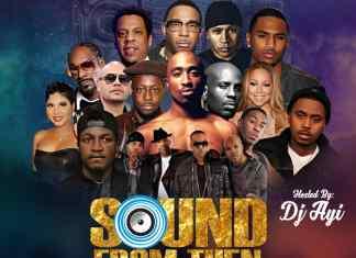 [Hip Hop Mixtape] DJ Ayi – Sounds From Then