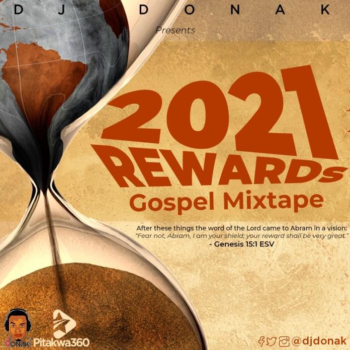 DJ Donak - New Year Latest Gospel & Worship Mixtape