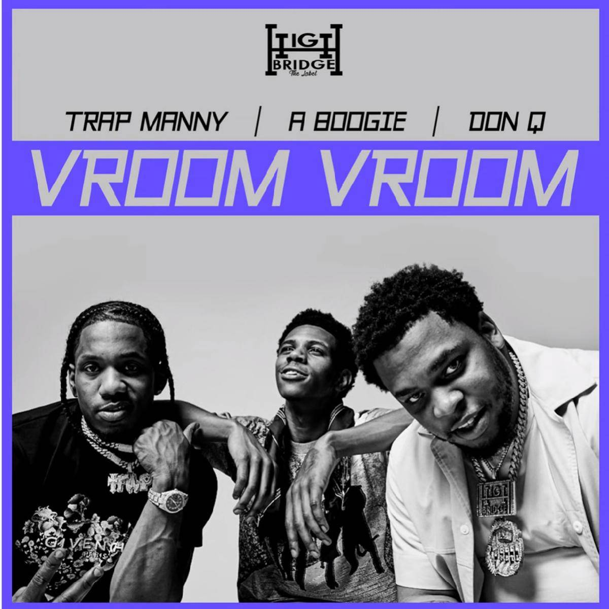 Download Mp3 A Boogie Wit Da Hoodie Ft. Don Q & Trap Manny – Vroom Vroom