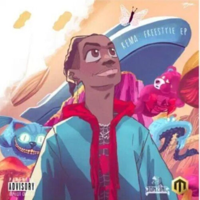 Download Rema – Boulevard, Trap Out The Submarine, American Love, Spiderman