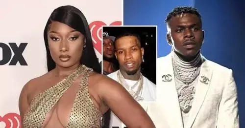 Entertainment News: Tory Lanez Shouts Out DaBaby, Says Megan Thee Stallion Framed Him In New Freestyle