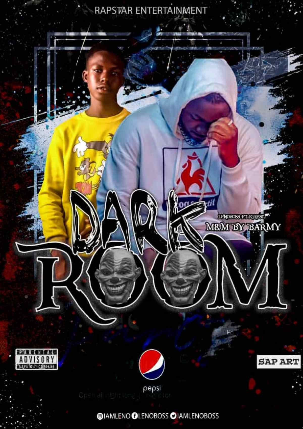DOWNLOAD MP3: Leno Boss Ft. Krest – Dark Room