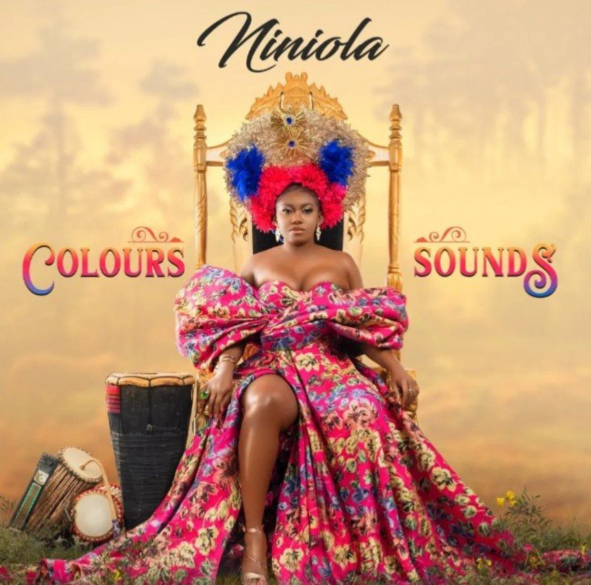 Niniola – Colours and Sounds (ALBUM DOWNLOAD FREE)
