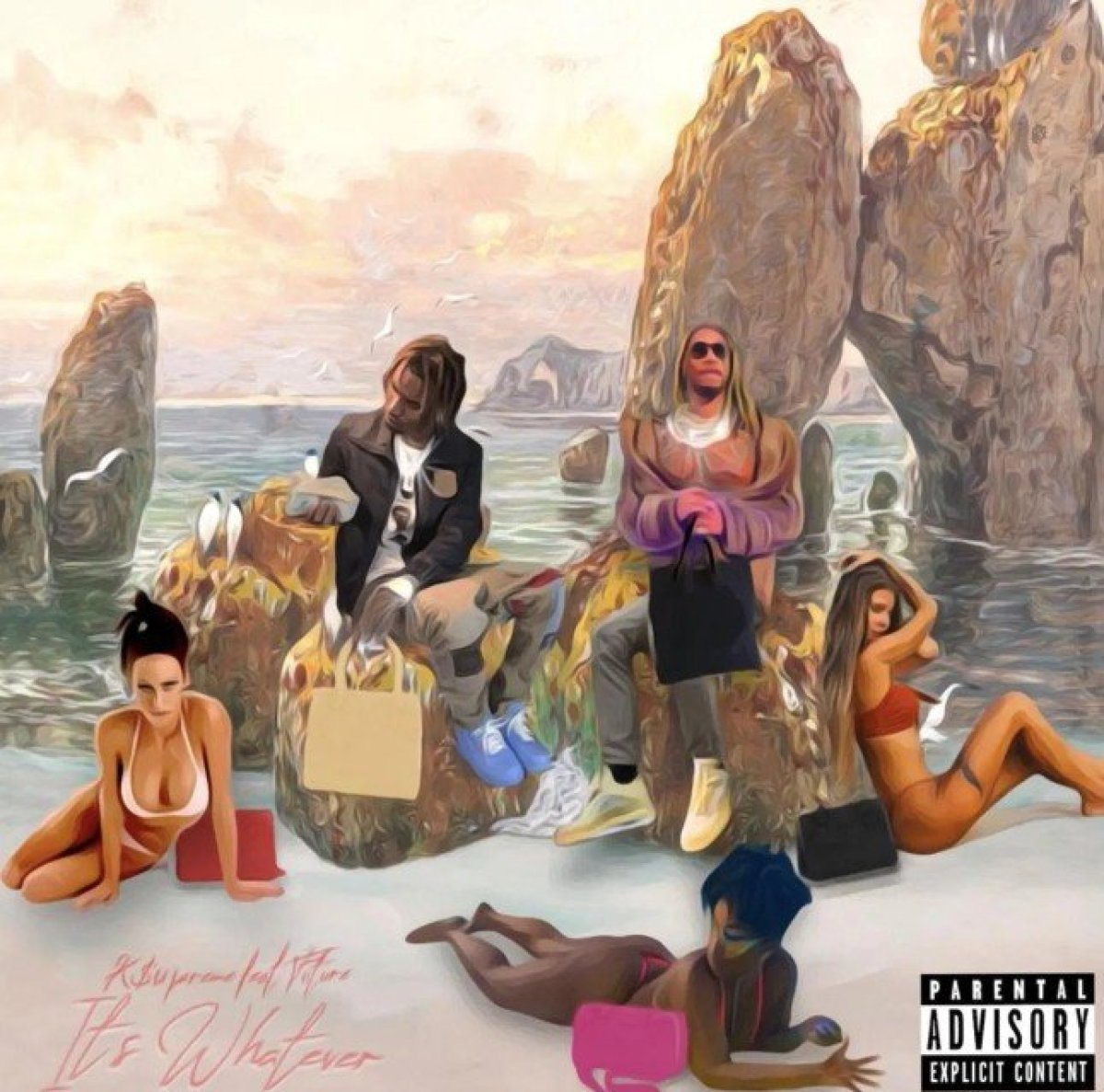 K$upreme Ft. Future – It's Whatever MP3 DOWNLOAD FREE