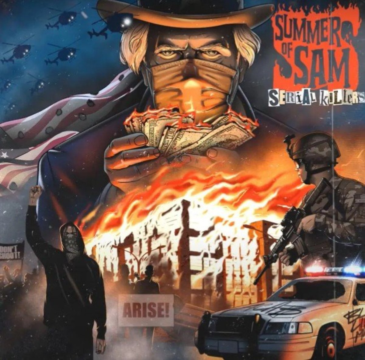 XZIBIT Ft. B-REAL & DEMRICK (SERIAL KILLERS) – S.O.S. MP3 DOWNLOAD FREE