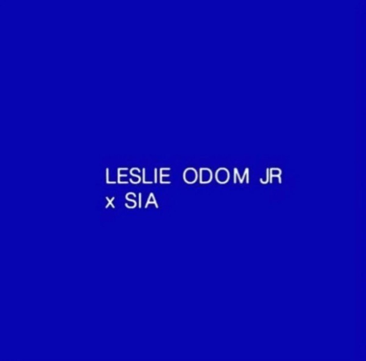 Leslie Odom Ft. Sia – Cold MP3 DOWNLOAD FREE