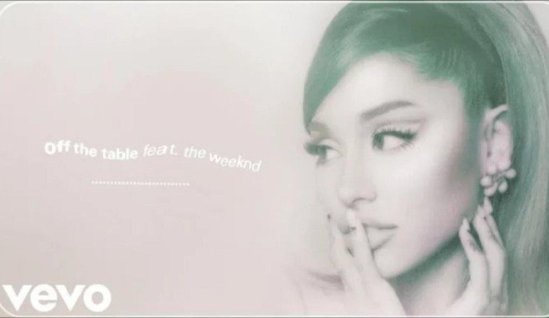 DOWNLOAD MP3: Ariana Grande Ft. Doja Cat – Motive