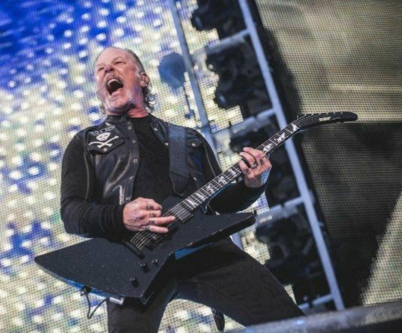Metallica's James Hetfield Pays Tribute To Megaforce Records' Marsha Zazula