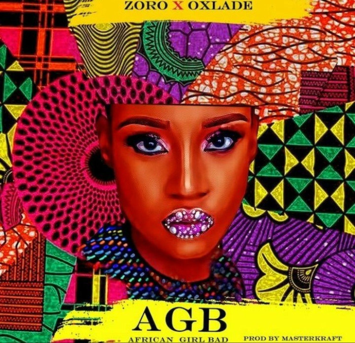DOWNLOAD MP3: Zoro – African Girl Bad Ft. Oxlade(Free MP3) AUDIO 320kbps