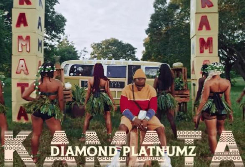 DOWNLOAD VIDEO: Diamond Platnumz – Kamata MP4