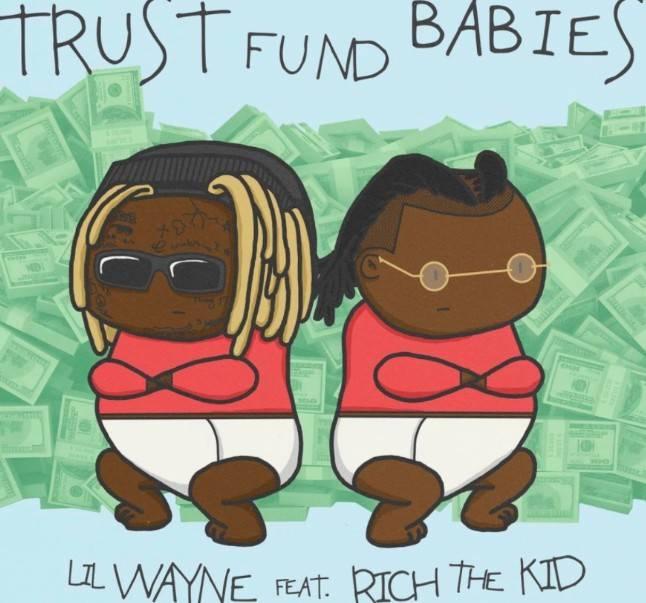 ALBUM: Lil Wayne & Rich The Kid – Trust Fund Babies Download ZIP