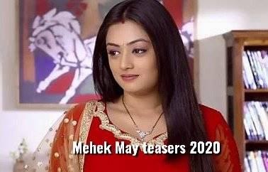 Zee World Mehek May 2020 Teasers