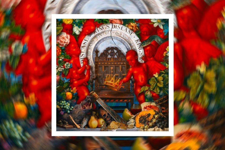 Download Album Nas – King's Disease