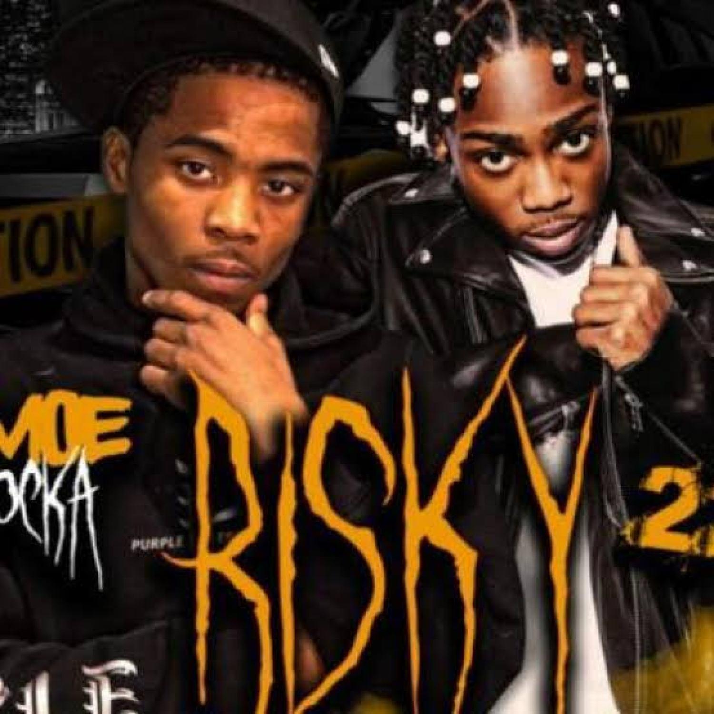 DOWNLOAD MP3: Lil Moe 6Blocka – Risky Ft. 22Gz(Free MP3) AUDIO 320kbps