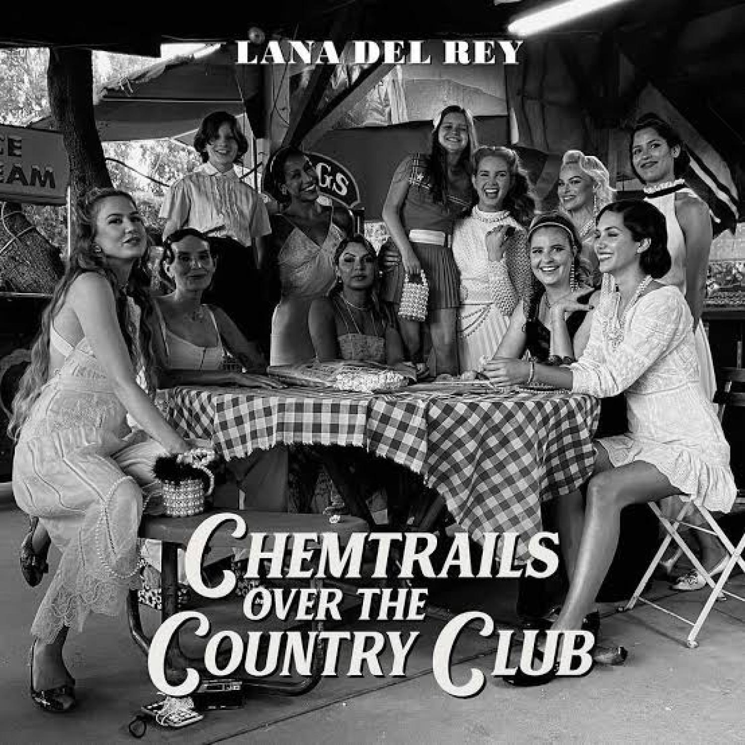DOWNLOAD ALBUM: LANA DEL REY – Chemtrails Over The Country Club ZIP Full Album MP3