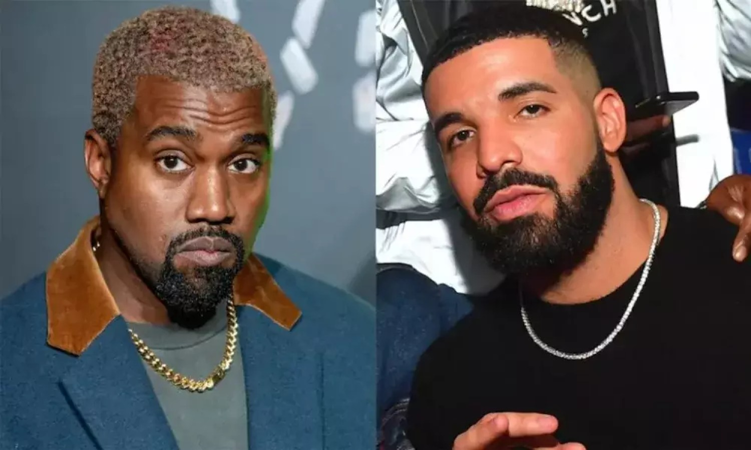 Entertainment News: Kanye West And Drake Allegedly Squash Their Beef