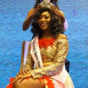 Thursday, December 19, 2019 – Abuja, Nigeria // It was celebration supreme at NAF Conference Centre and Suites, Abuja on Monday December 16, 2019 when Queen Joy Jame
