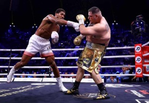 Photos From The Rematch Of Andy Ruiz Jr. Vs Anthony Joshua Here are the photos from the rematch of Andy Ruiz vs Anthony Joshua, as Joshua retains his heavyweight titles back from Andy Ruiz…