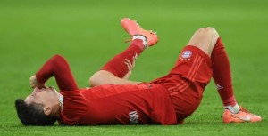Robert Lewandowski will have groin surgery straight after Bayern Munich face Wolfsburg in the Bundesliga on Saturday. The striker will be available to play at the Allianz Arena in the champions' final match of the first half of the league season, ahead of the winter break.