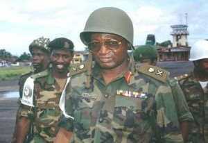 THE SPEECH DELIVERED BY BRIGADIER JOSHUA NIMYEL DOGONYARO AFTER BUHARI'S DETHRONEMENT ON AUGUST 27, 1985 I, Brigadier Joshua Nimyel Dogonyaro, of the Nigerian A