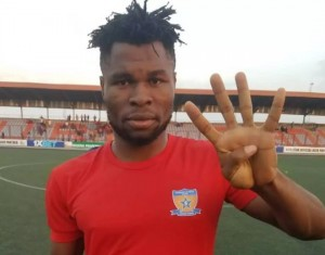One of the Nigerian clubs playing in the top elite league known as the Nigerian Professional Football League, NPFL, has declared one of its players missing.