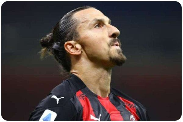 "Ibrahimovic confirms positive COVID-19 test_ ""Covid had the courage to challenge me. Bad idea"""