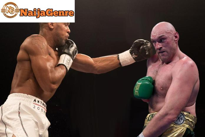 Anthony Joshua And Tyson Fury Will Fight In A